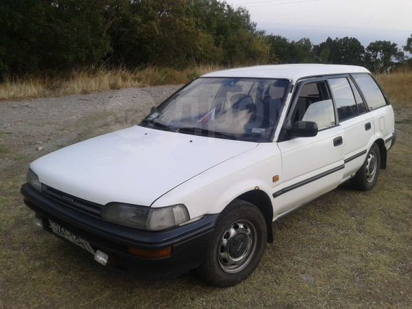 Toyota Corolla, 1989 год, $1500