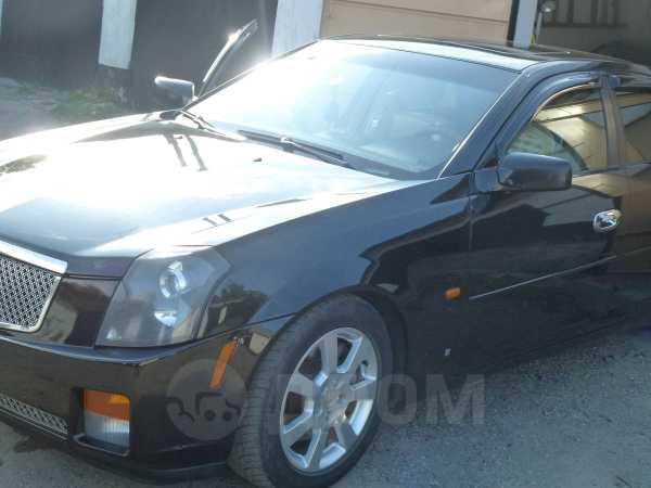 Cadillac CTS, 2007 год, 600 000 руб.