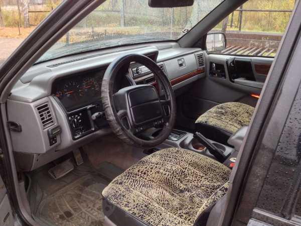 Jeep Grand Cherokee, 1993 год, 250 000 руб.