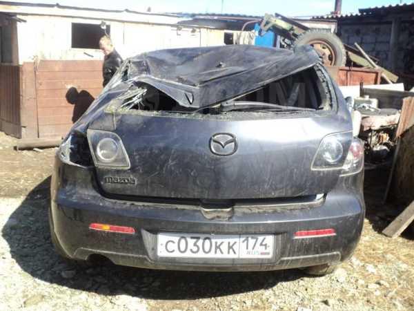 Mazda Mazda3, 2006 год, 150 000 руб.