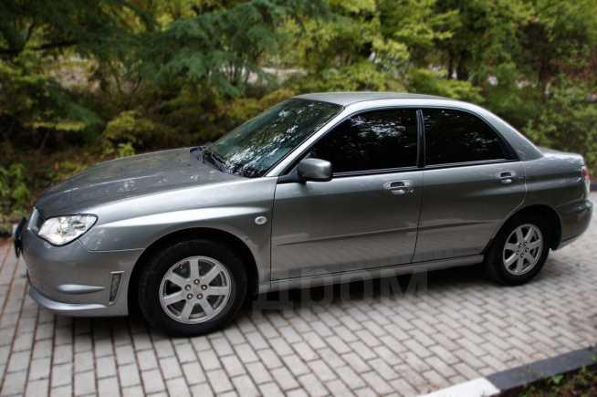 Subaru Impreza, 2007 год, 856 932 руб.