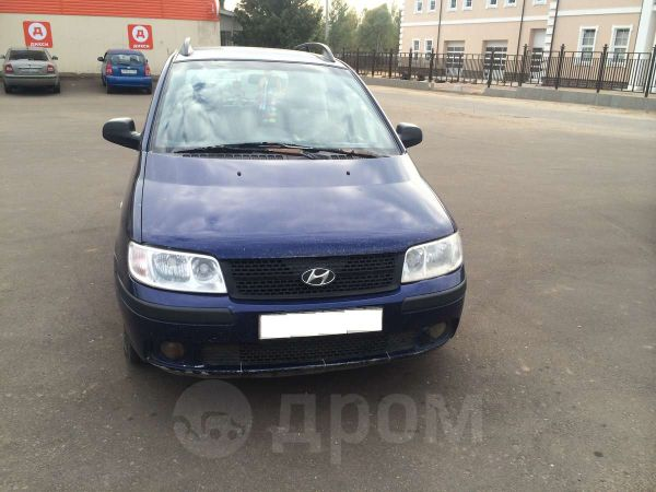 Hyundai Matrix, 2006 год, 215 000 руб.