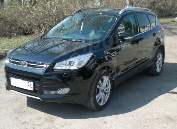 Ford Kuga, 2013 год, 1 250 000 руб.
