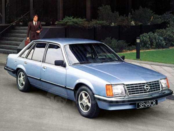 Opel Senator, 1981 год, 120 000 руб.