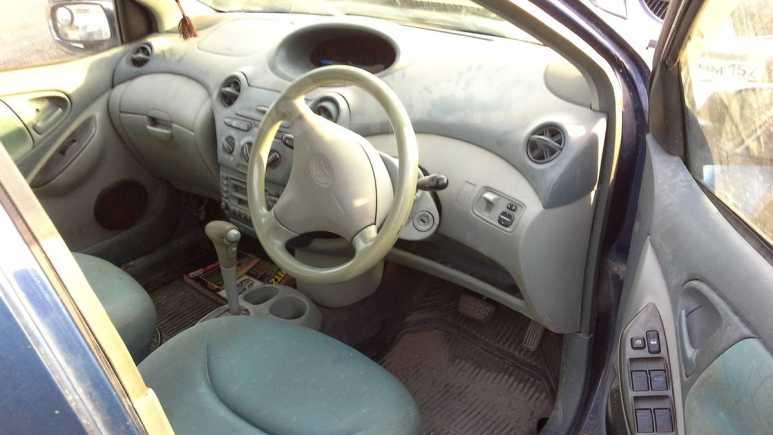 Toyota Vitz, 2000 год, 135 000 руб.