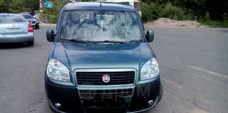 Fiat Doblo, 2012 год, 440 000 руб.