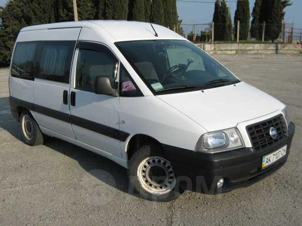 Fiat Scudo, 2005 год, 500 000 руб.