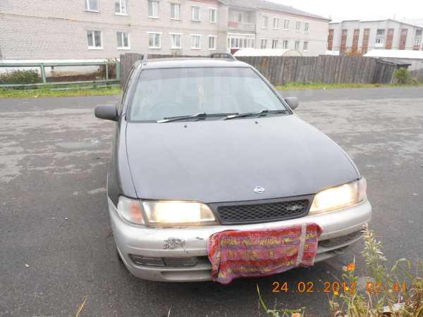 Nissan Lucino, 1996 год, 90 000 руб.