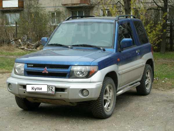 Mitsubishi Pajero Pinin, 2000 год, 320 000 руб.