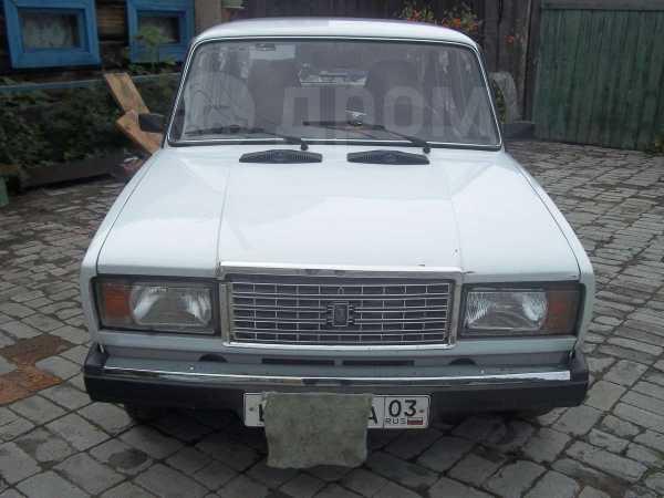 Лада 2107, 2008 год, 135 000 руб.
