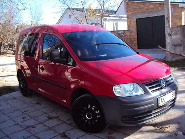 Volkswagen Caddy, 2006 год, 680 850 руб.