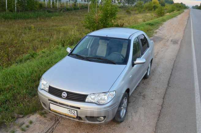 Fiat Albea, 2007 год, 239 000 руб.