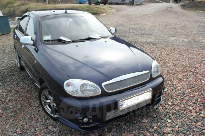 Daewoo Sens, 2004 год, 170 000 руб.