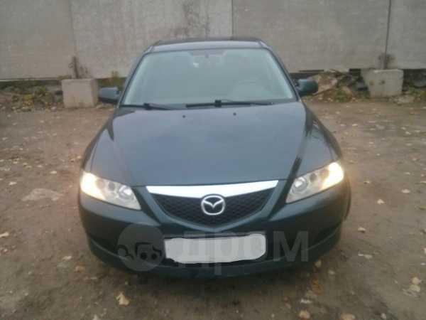 Mazda Mazda6, 2004 год, 360 000 руб.