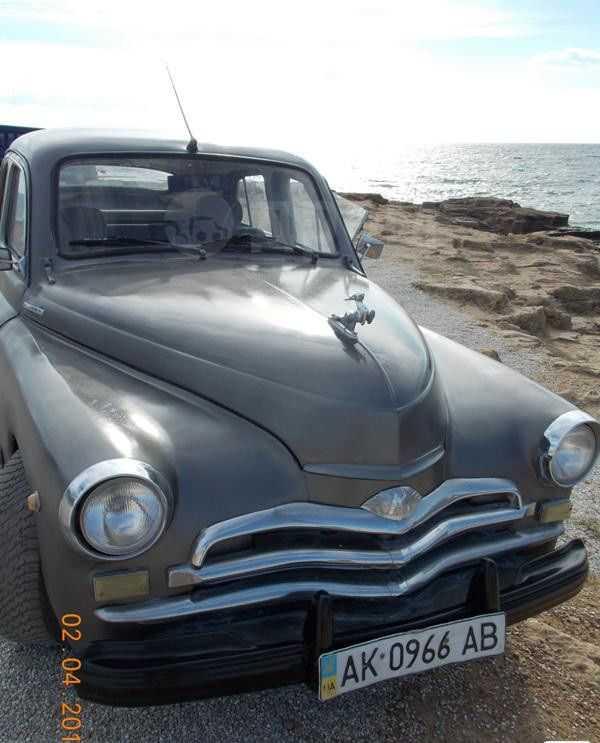 ГАЗ Победа, 1957 год, 117 388 руб.