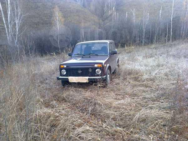 Лада 4x4 2121 Нива, 2012 год, 330 000 руб.