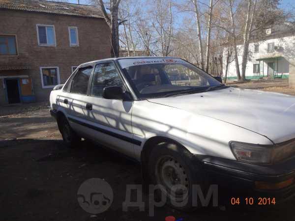 Toyota Sprinter, 1988 год, 30 000 руб.