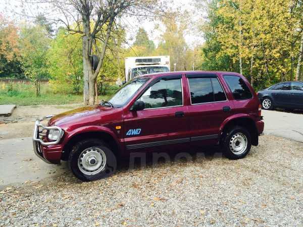 Kia Sportage, 1999 год, 195 000 руб.
