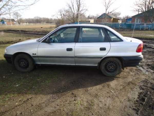 Opel Astra, 1992 год, 50 000 руб.