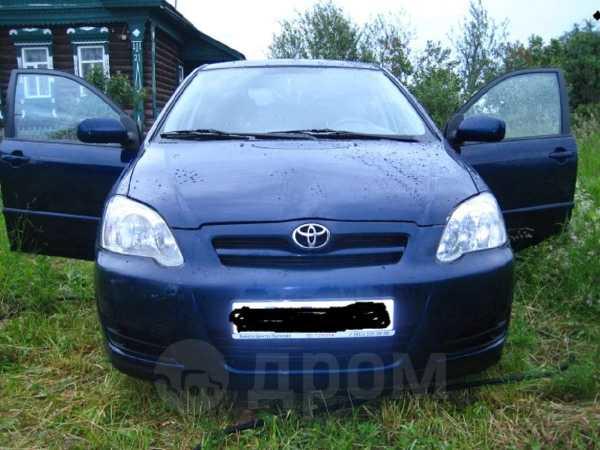 Toyota Corolla, 2005 год, 290 000 руб.