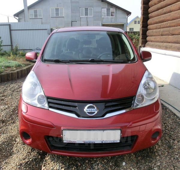 Nissan Note, 2010 год, 399 000 руб.