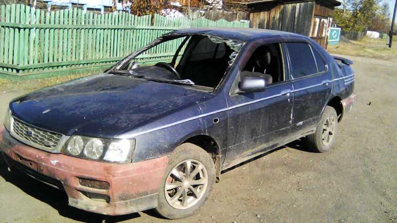 Nissan Bluebird, 2000 год, 85 000 руб.