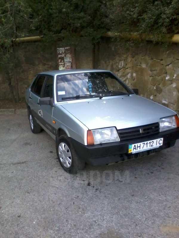 Лада 21099, 1995 год, 123 257 руб.