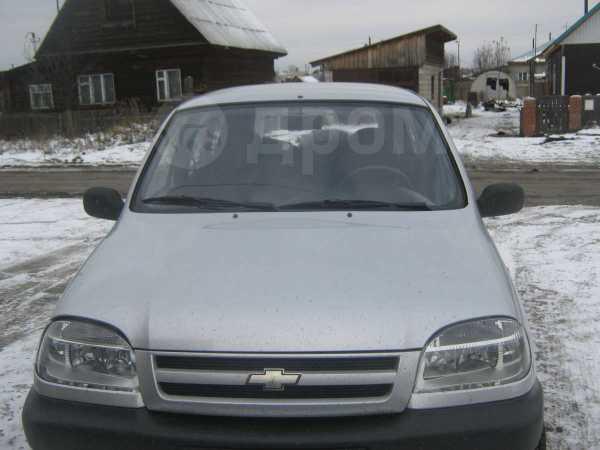 Chevrolet Niva, 2007 год, 290 000 руб.