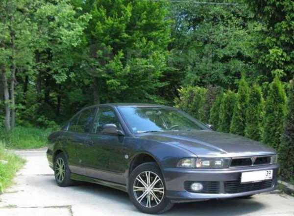 Mitsubishi Galant, 2002 год, 288 000 руб.