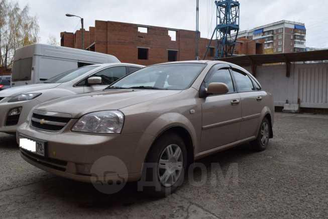 Chevrolet Lacetti, 2007 год, 279 000 руб.