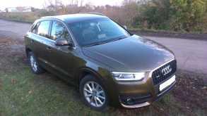 Шадринск Audi Q3 2013