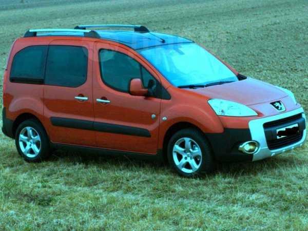 Peugeot Partner, 2011 год, 550 000 руб.