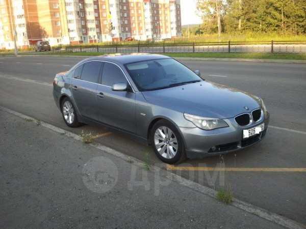 BMW 5-Series, 2004 год, 645 000 руб.
