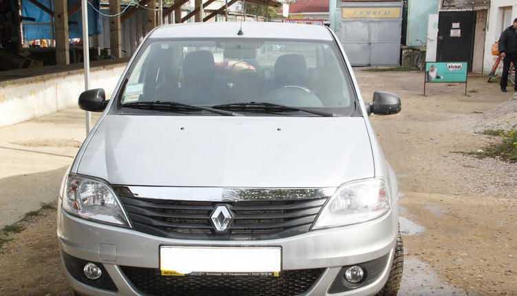 Renault Logan, 2011 год, 410 858 руб.