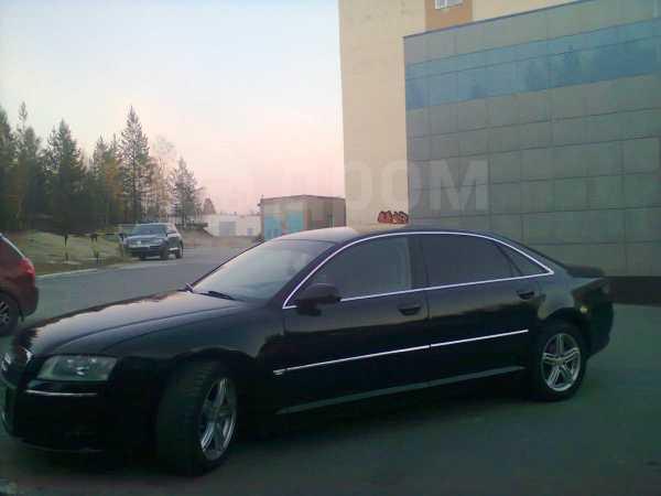 Audi A8, 2008 год, 850 000 руб.