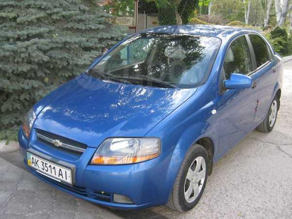 Chevrolet Aveo, 2006 год, $7200