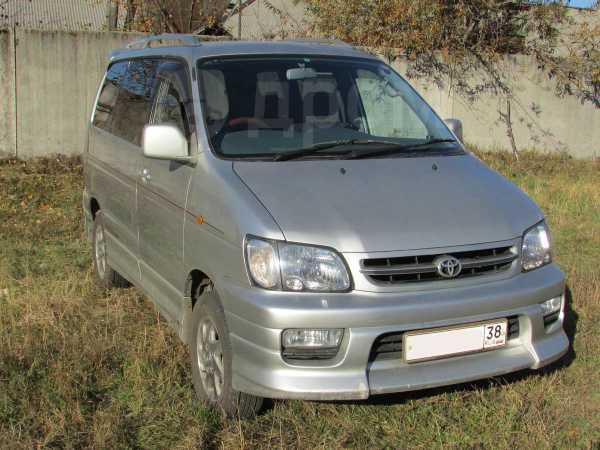 Toyota Noah, 2000 год, 365 000 руб.