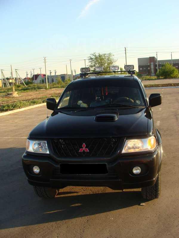 Mitsubishi Pajero Sport, 2000 год, 430 000 руб.