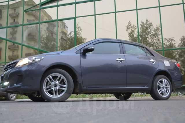 Toyota Corolla, 2012 год, 860 000 руб.