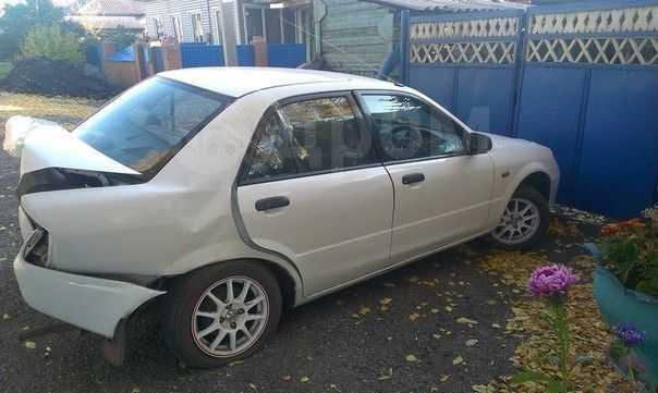 Mazda Familia, 2001 год, 55 000 руб.