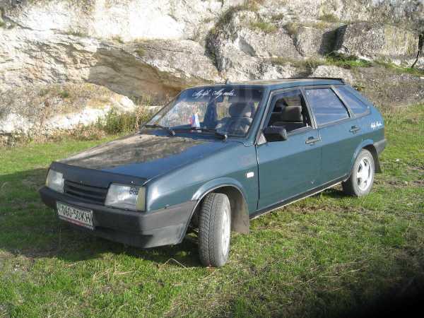 Лада 2109, 1994 год, 90 000 руб.