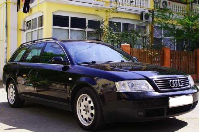 Audi A6, 2001 год, 500 000 руб.