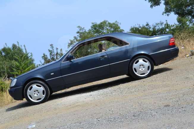 Mercedes-Benz CL-Class, 1998 год, 997 798 руб.