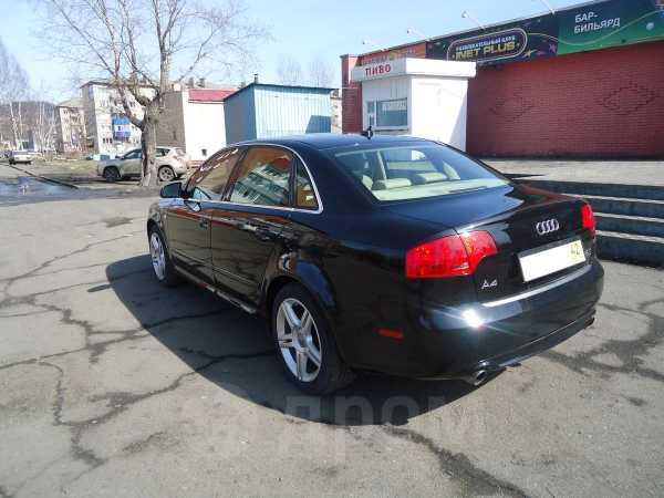 Audi A4, 2007 год, 625 000 руб.