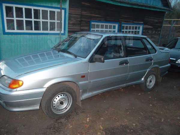 Лада 2115 Самара, 2003 год, 120 000 руб.