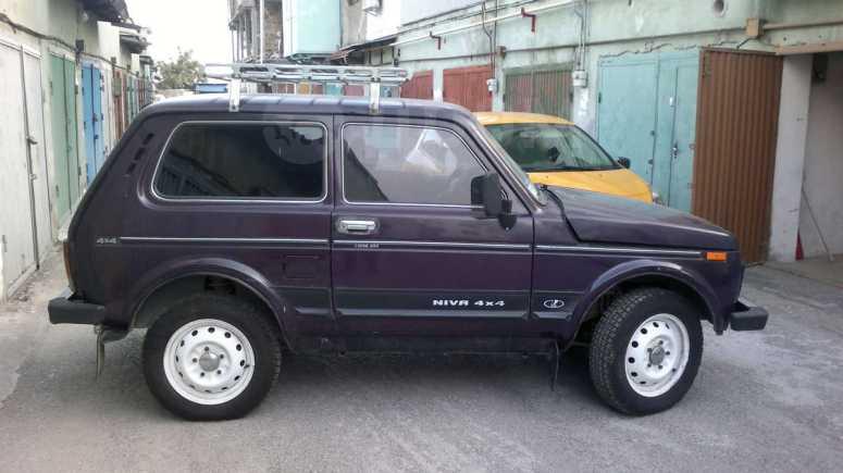Лада 4x4 2121 Нива, 2001 год, $4500