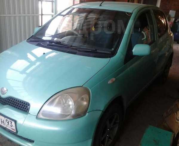 Toyota Vitz, 2001 год, 135 000 руб.
