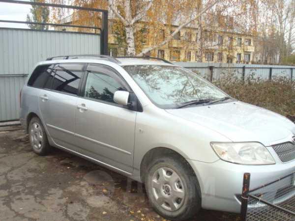 Toyota Corolla Fielder, 2005 год, 360 000 руб.