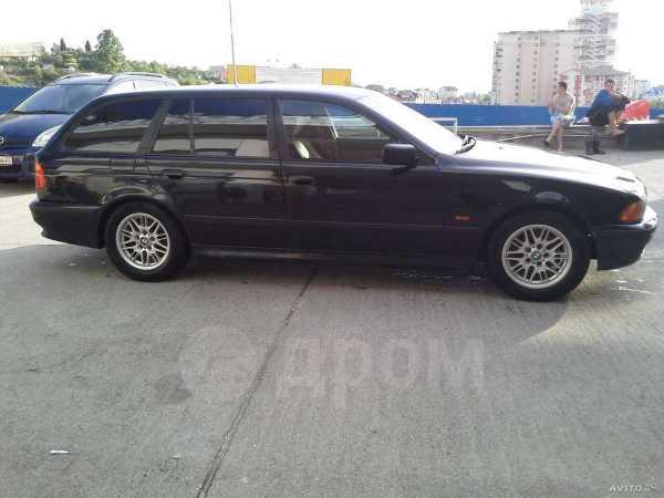 BMW 5-Series, 2000 год, $6200