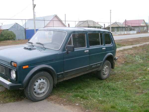 Лада 4x4 2131 Нива, 1998 год, 100 000 руб.